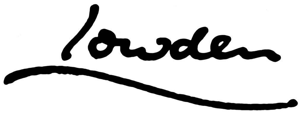 Lowden guitar logo